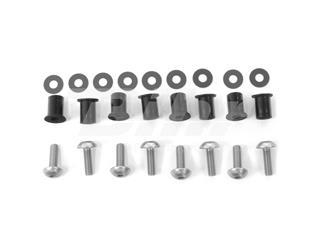 Kit parafusaria viseira alumínio Pro-Bolt prata SK020S - 7c269f18-abf1-4d14-9483-525f48c45e01