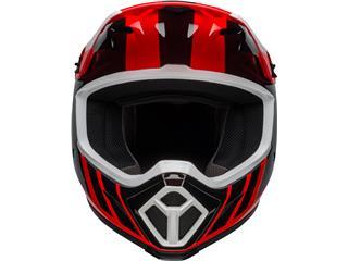 Casque BELL MX-9 Mips Dash Black/Red taille M - 7c2f4366-2e33-46a1-a3e4-6208ff2ef67e