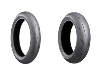 BRIDGESTONE Tyre BATTLAX RS10 REAR Suzuki GSX-R 190/55 ZR 17 M/C (75W) TL