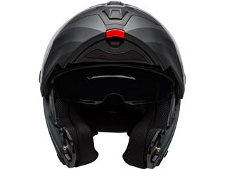 BELL SRT Modular Helmet Presence Matte/Gloss Black/Gray Size M - 7c7325e6-0e1f-4ef8-81d9-06c2abe27cce
