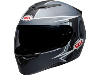 BELL RS-2 Helmet Swift Grey/Black/White Size XL - 7ca6c40a-b265-4c5d-af8c-bdf28a790e3f