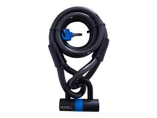 Antivol câble OXFORD Looplock 2m x 15mm fumé - 7ce59dbb-a43e-49bb-bd68-ff7e613b5a9b
