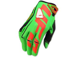 UFO Blaze Gloves Green Size XL
