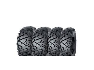 ART 4-Tyre Pack Utility TOP DOG (2 x 25x8-12 + 2 x 25x10-12)