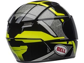 BELL Qualifier Helmet Flare Gloss Black/Hi Viz Size S - 7d6360b0-a8e9-41c9-89d3-a9a31b6588f5