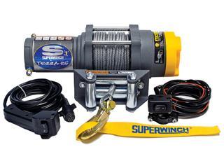 Treuil SUPERWINCH Terra 25 1134kg câble acier