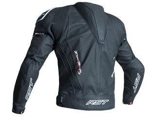 RST TracTech Evo 3 Jacket CE Leather Black Size XS - 7daf4fb9-51fc-49e7-9b30-e2569b4f1507