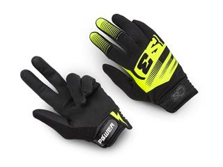 S3 Power Gloves Yellow/Black Size M
