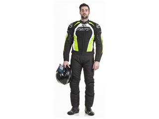 RST Tractech Evo II Jacket Textile Flo Green Size M - 113971342