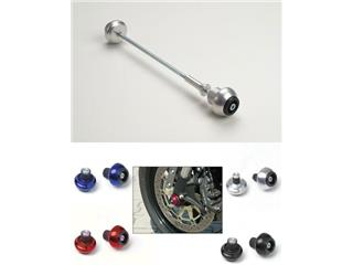 SUZUKI FRONT CRASH BALL GSXR600, 750 04-05 TITANIUM