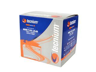 Batterie TECNIUM BB14-A2 conventionnelle livrée avec pack acide - 7f1a64d2-47d1-411b-916e-e033552458b6