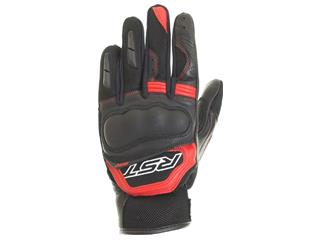 RST Urban Air II CE Gloves Leather/Textile Red Size L/10