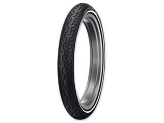 DUNLOP Band D402F MWW (HARLEY-D) Medium White-Wall MH90-21 M/C 54H TL