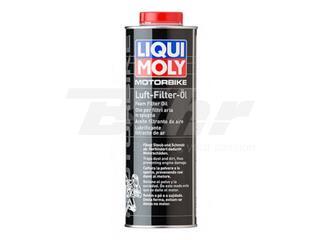Bottiglia di 1L olio filtri Liqui Moly 3096 Garrafa de 1L óleo de filtro Liqui Moly