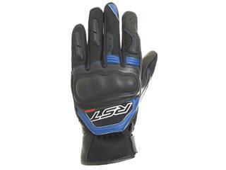 RST Urban Air II CE Handschuhe Leder/Textil Blau Größe  S/08