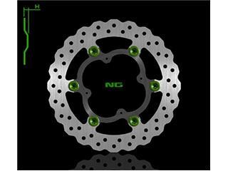 NG 1324X Front Brake Disc Wave Floating KTM