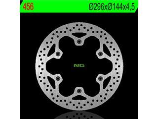 Disque de frein NG 456 rond fixe - 350456