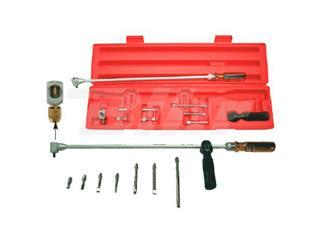 Kit completo 7 PÇS para ajuste del carburador, rotação de 90º