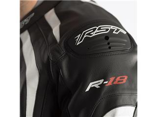 RST R-18 Suit CE Leather White Size 3XL - 7fec56e5-264b-44be-bb29-45cf1c26a699