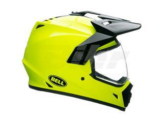 Capacete Bell MX-9 Adventure Mips Solid Amarelo Flúor Tamanho XS