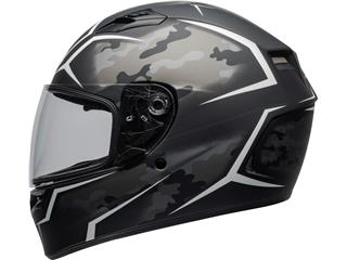 BELL Qualifier Helmet Stealth Camo Black/White Size S - 802553eb-1b50-4e3a-a6e9-126f657725d9
