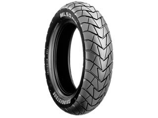 BRIDGESTONE Tyre MOLAS ML50 100/80-10 M/C 53J TL