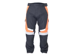 Pantalon RST Rallye textile rouge fluo taille M homme