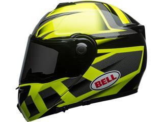 BELL SRT Predator Modular Helmet Gloss Hi-Viz Green/Black Size S - 805a3298-9d93-45ba-9905-9852955effba