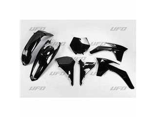 Kit plastique UFO noir KTM