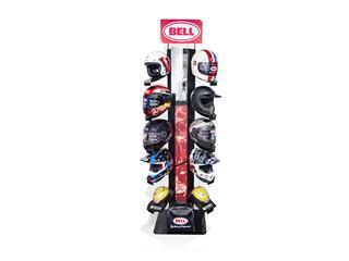 Présentoir BELL 10 casques - 8118a773-ec71-4bf3-8118-b13ef525151a