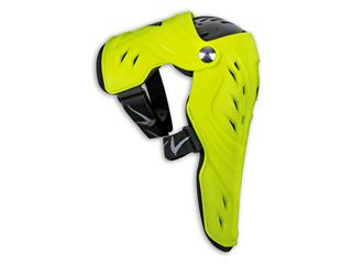 UFO Syncron Evo Knee Guards Neon Yellow