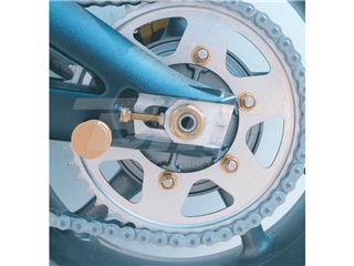 Tuerca de corona 10mm x 1,25 (6 pack) Aluminio oro Pro-Bolt SPN10G - 8142f0b5-f02d-425a-bd06-e990c80c74a0