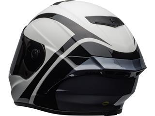 BELL Star DLX Mips Helmet Tantrum Matte/Gloss White/Black/Titanium Size M - 81437bec-aea3-465a-a468-e2cc310930cf