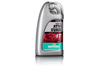 Huile Moteur MOTOREX ATV Quad Racing 4T 10W50 100% synthétique 20L - 81b51103-d771-4b83-9d42-08bb3c3bbac5