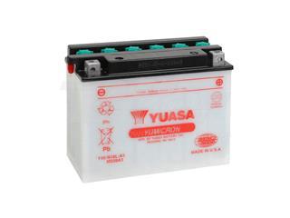 Batería Yuasa Y50-N18L-A3 Dry charged (sin electrolito)