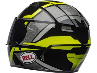 BELL Qualifier Helmet Flare Gloss Black/Hi Viz Size XXL - 81e1dde3-6f98-4584-a27b-e1b5a57c5ecd