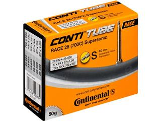 Tube Continental Race 28 S60/Supersonic 18-25/622-630Mm