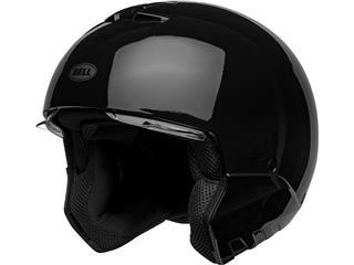 BELL Broozer Helmet Gloss Black Size XXL - 8216acaa-698b-4677-8780-0c47894ecfff