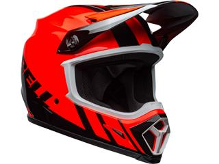 Casque BELL MX-9 Mips Dash Orange/Black taille M - 825ef827-5215-4770-a6d5-11494f36eabc
