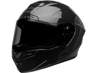 BELL Star DLX Mips Helmet Lux Checkers Matte/Gloss Black/Root Beer Size S - 82aba92b-1b1c-4a0b-b5f2-840136aa1ac0