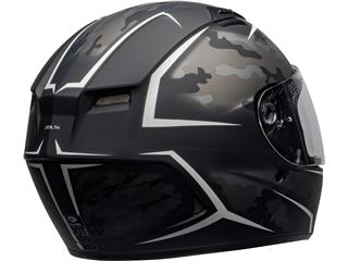 BELL Qualifier Helmet Stealth Camo Black/White Size L - 82bfb42d-0fa7-4fae-86f9-33f278f8be81