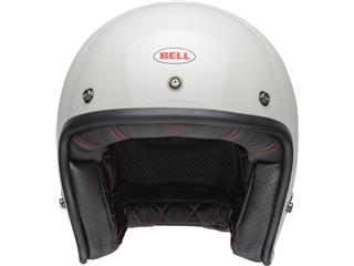 Casque BELL Custom 500 DLX Solid Vintage White taille XL - 82c576e5-aec2-4e82-a559-2cead40c26f7