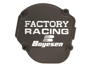 Couvercle de carter d'allumage Boyesen Factory Racing noir KTM SX125/150 Husqvarna TC125