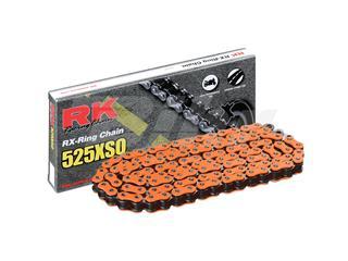 Cadena RK FO525XSO con 90 eslabones naranja - 99474090