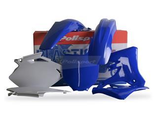 Kit plastique POLISPORT couleur origine Yamaha YZ250F/YZ450F - PS111ST05