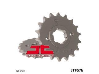 JT SPROCKETS Front Sprocket 19 Teeth Steel Standard 428 Pitch Type 576 Yamaha XT350
