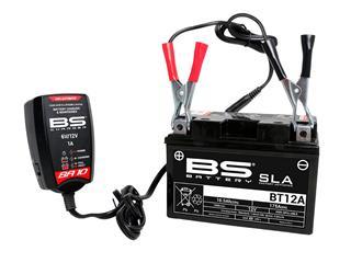 BS BATTERY Batterieladegerät BA10 6V / 12V 1000MA - 321920