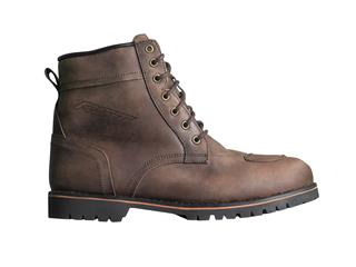RST Roadster II WP Vintage CE Leather Boots Brown Size 43