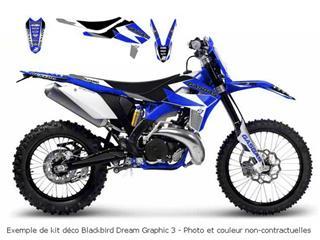 Kit déco BLACKBIRD Dream Graphic 3 bleu Gas Gas EC300 - 78177164