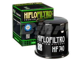 Filtro de aceite Hiflofiltro HF740 - 92731